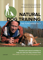 Order the Natural Dog Training DVDs