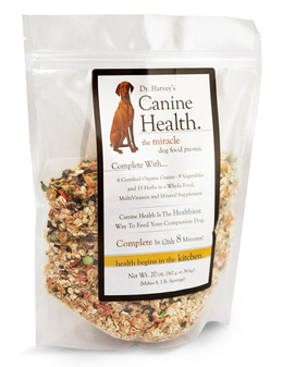 Dr Harveys Canine Health Miracle Dog Food